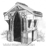 Mausoleum Sketch 2