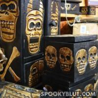 Spooky Skull Boxes