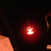 Flying Jack-o-lanterns