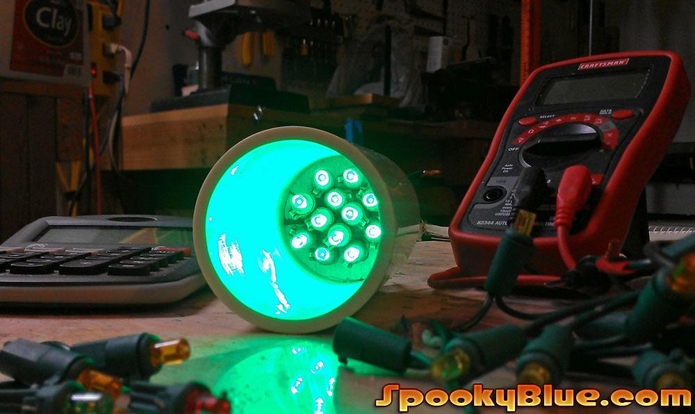 green led blaster