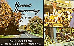 Harvest Homecoming 1970